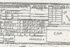 Cathy Kerkow's ticket to Hawaii. Her real intended destination was Australia, by way of North Vietnam.
